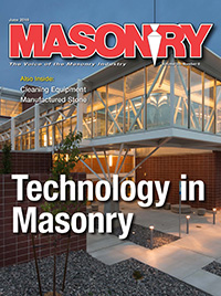 Masonry June 2016