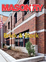 news information for masonry contractors suppliers