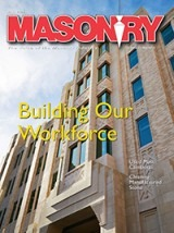 BIA Awards: 2014 Brick in Architecture Awards Honor Outstanding Design Cleaning Manufactured Stone Used Mast Climbers Masonry Workforce Development