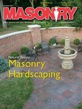 Masonry hardscaping