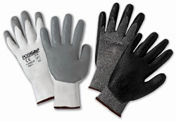 foam gloves