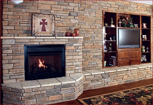 fireplace rennovation