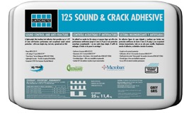 LATICRETE 125 Sound & Crack Adhesive Single-Component Formula