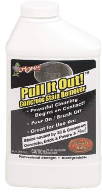 CHOMP! Pull It Out Concrete Stain Remover
