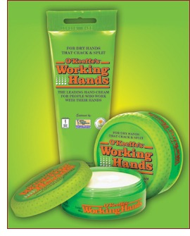 Working Hands, Healthy Feet Creams