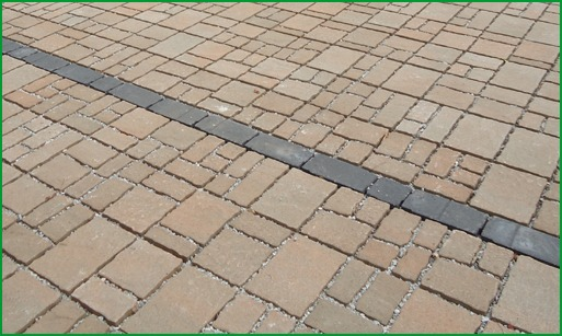 Belgard Subterra permeable pavers can reduce up to 100% of storm water runoff.