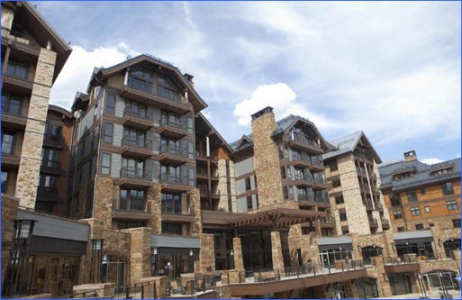 QUIKRETE® PRODUCTS HELP BRING 'VAIL'S PREMIER ADDRESS' TO FRUITION