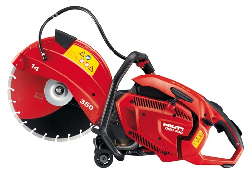 DSH 700 Hand Held Gas Saw