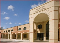 Kingwood High School in Kingwood, Texas