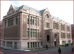 Rehabilitation, Restoration Savery Hall – University of Washington in Seattle