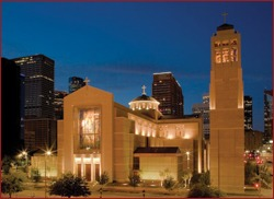 Government, Institutional Co-Cathedral of the Sacred Heart in Houston
