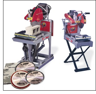 Saw Devil Masonry Block Saw