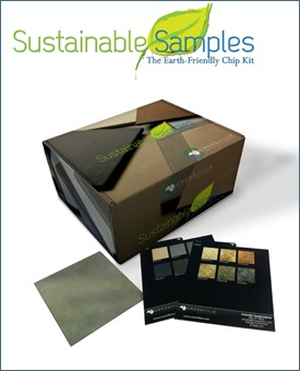 Sustainable Samples Kit