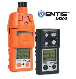 Ventis MX4 Multi-Gas Detector