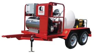 Mobile Cleaning and Thawing Systems