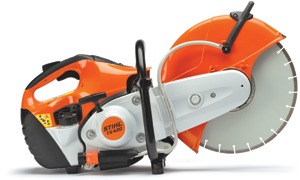 STIHL Electronic Water Control on Cut-Offs