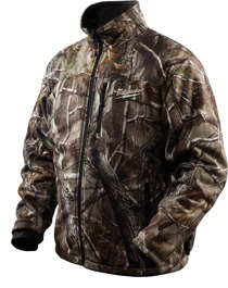 Heated Jacket in Realtree AP Camouflage