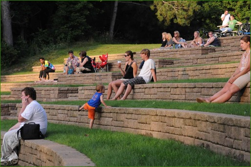 Seating Repair at University of Wisconsin-River Falls