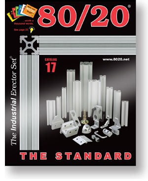 All-New 80/20 Catalog