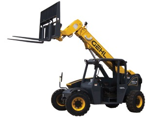 Gehl Telescopic Handler Receives Engine Upgrade