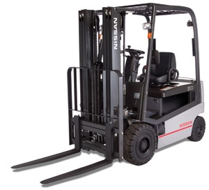Nissan Forklift's QX Series of Electric Lift Trucks