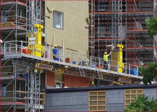 Scanclimber Mast Climbing Work Platform SC8000
