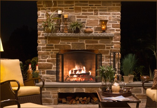 EPA-Qualified Fireplaces