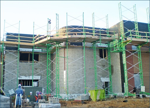 The Scoop on the Scaffolding Industry