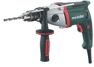 Hammer Drill With Long-Lasting Motor