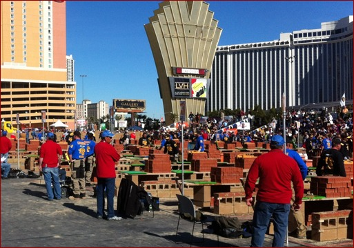 March 2012: World of Concrete/World of Masonry