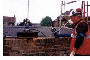 Paratec – Parapet Wall Strengthening