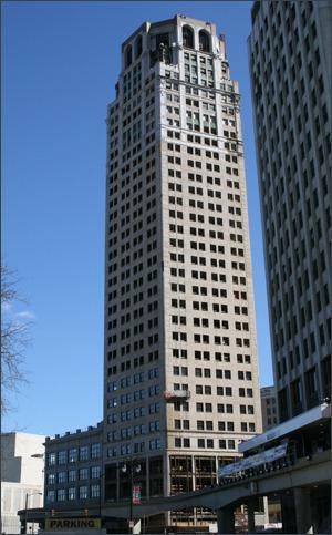 Helical Restoration for a Historic Skyscraper