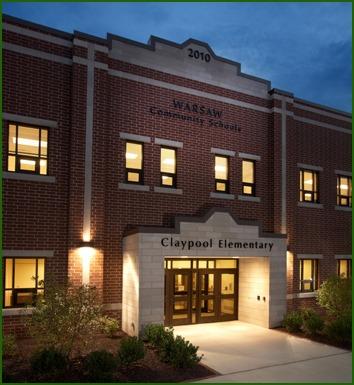 Masonry Construction Creates Durability in Four Indiana Schools