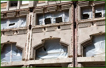 Restoring Historic Structures with Cast Stone