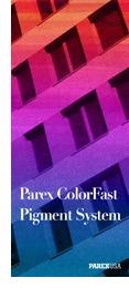 Parex ColorFast Pigment System