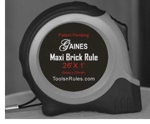 Maxi Brick Rule