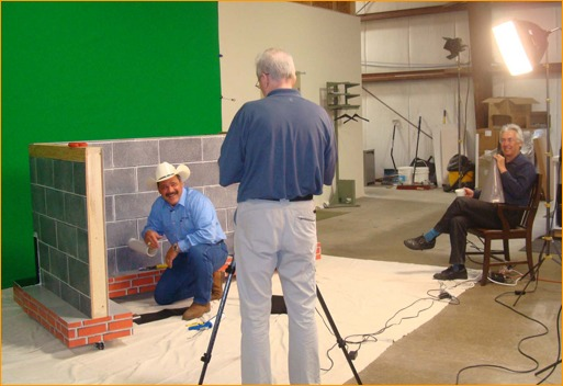 The video series focuses on actual jobsite conditions encountered daily.