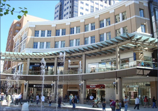 Salt Lake City's City Creek Center