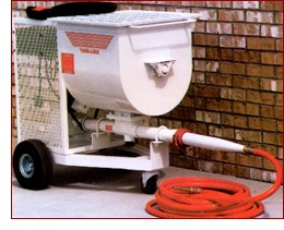 Portable Variable Speed Mortar Pump