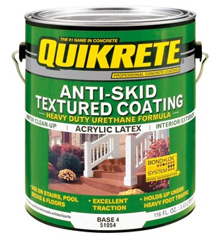 Anti-Skid Textured Coating