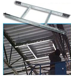QuickFrames No-Welding, Adjustable Roof Frame Solution