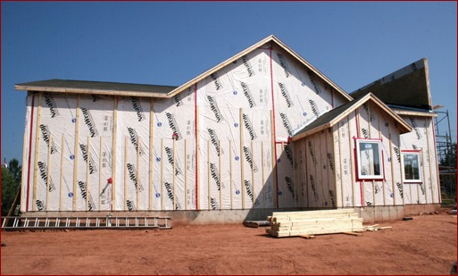 Using Housewrap for Masonry Applications: