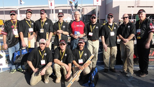 The cream of the crop: Masonry Skills Challenge winners