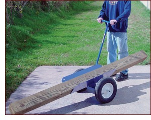 Landscape Dolly – Good for Heavy Loads