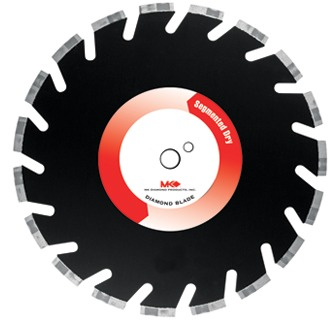 MK-742D Dry Cutting Diamond Blade