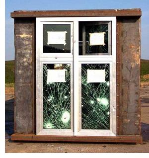 Blast Window Retention Anchor Systems
