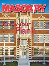 masonry and construction information