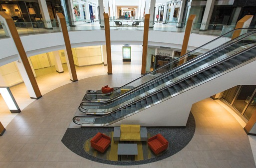 TEC Grout Meets Requirements at The Fashion Mall at Keystone