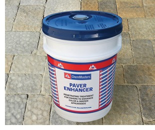 New Treatment Enhances Color of Architectural Pavers