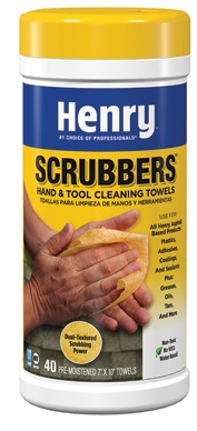Hand and Tool Cleaning Towels